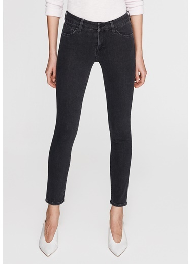 Mavi Jean Pantolon | Adriana - Super Skinny Gri